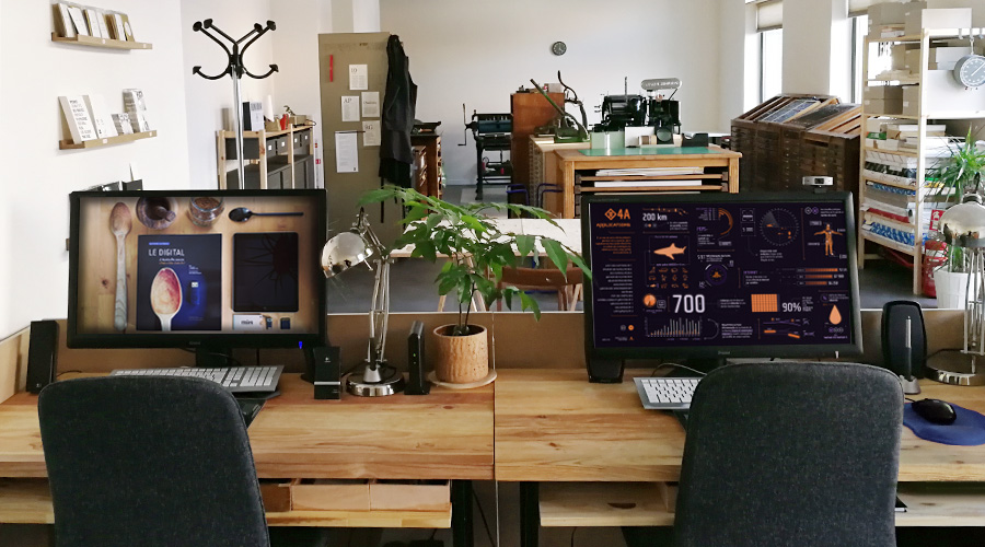 studio de design graphique