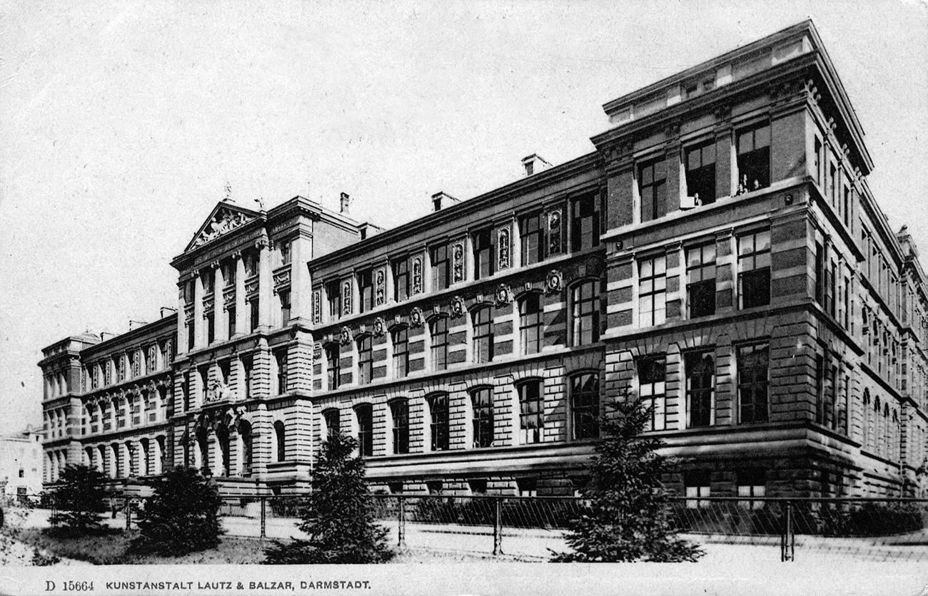 Lissitzky : Technische Hochschule