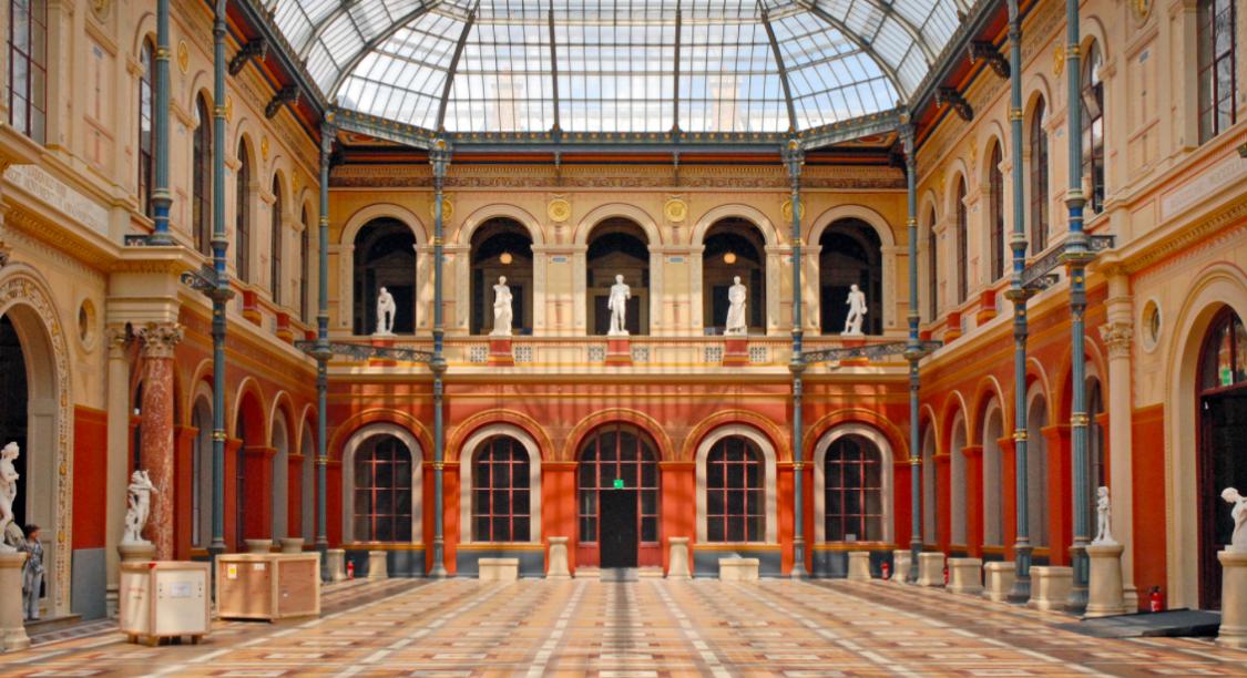Cassandre : beaux-arts de Paris