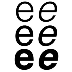 typographie : variantes typographiques