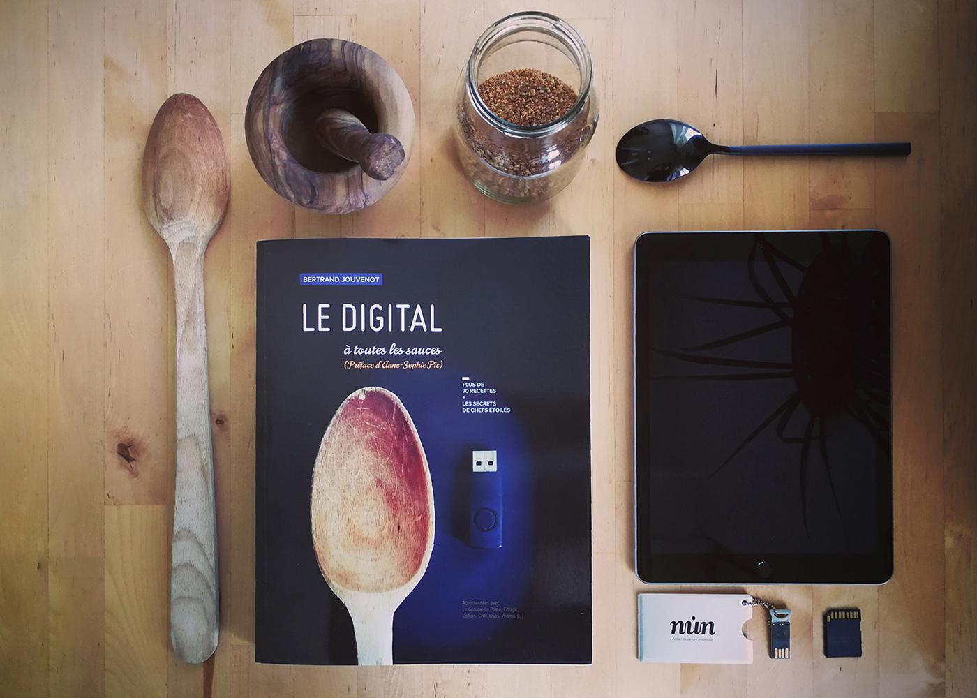 le digital à toutes les sauces